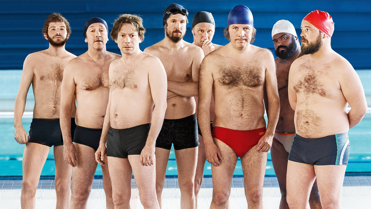 Martedi 21 Luglio 2020 Sky Cinema HD, 7 uomini a mollo