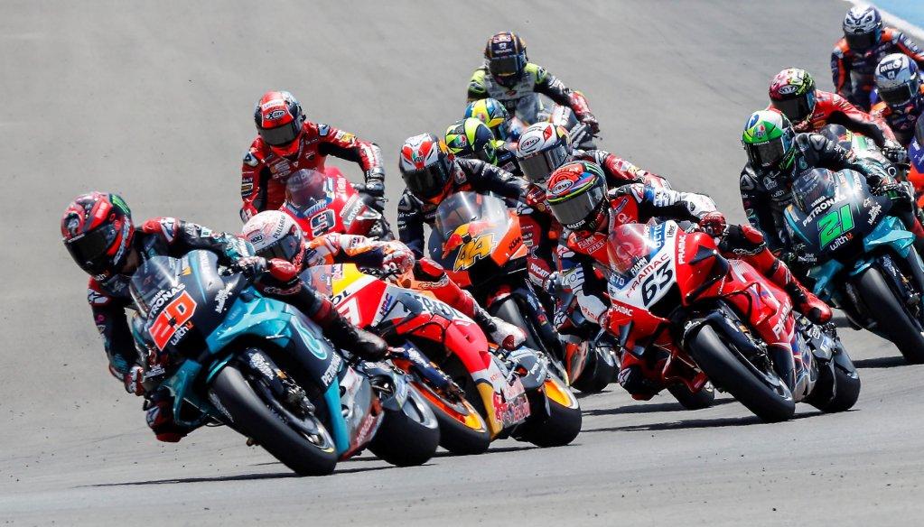 Sky Sport MotoGP, Diretta Gp Andalusia (23 - 26 Luglio 2020). In chiaro differita TV8