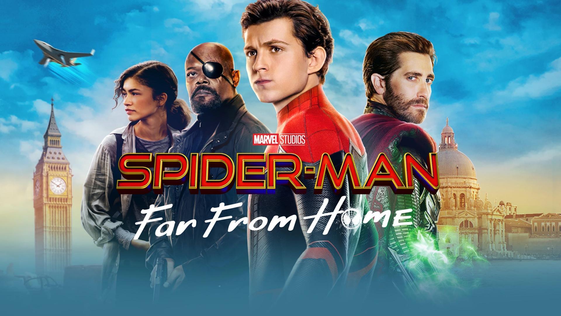 Domenica 2 Agosto 2020 Sky Cinema HD, Spider-Man: Far From Home