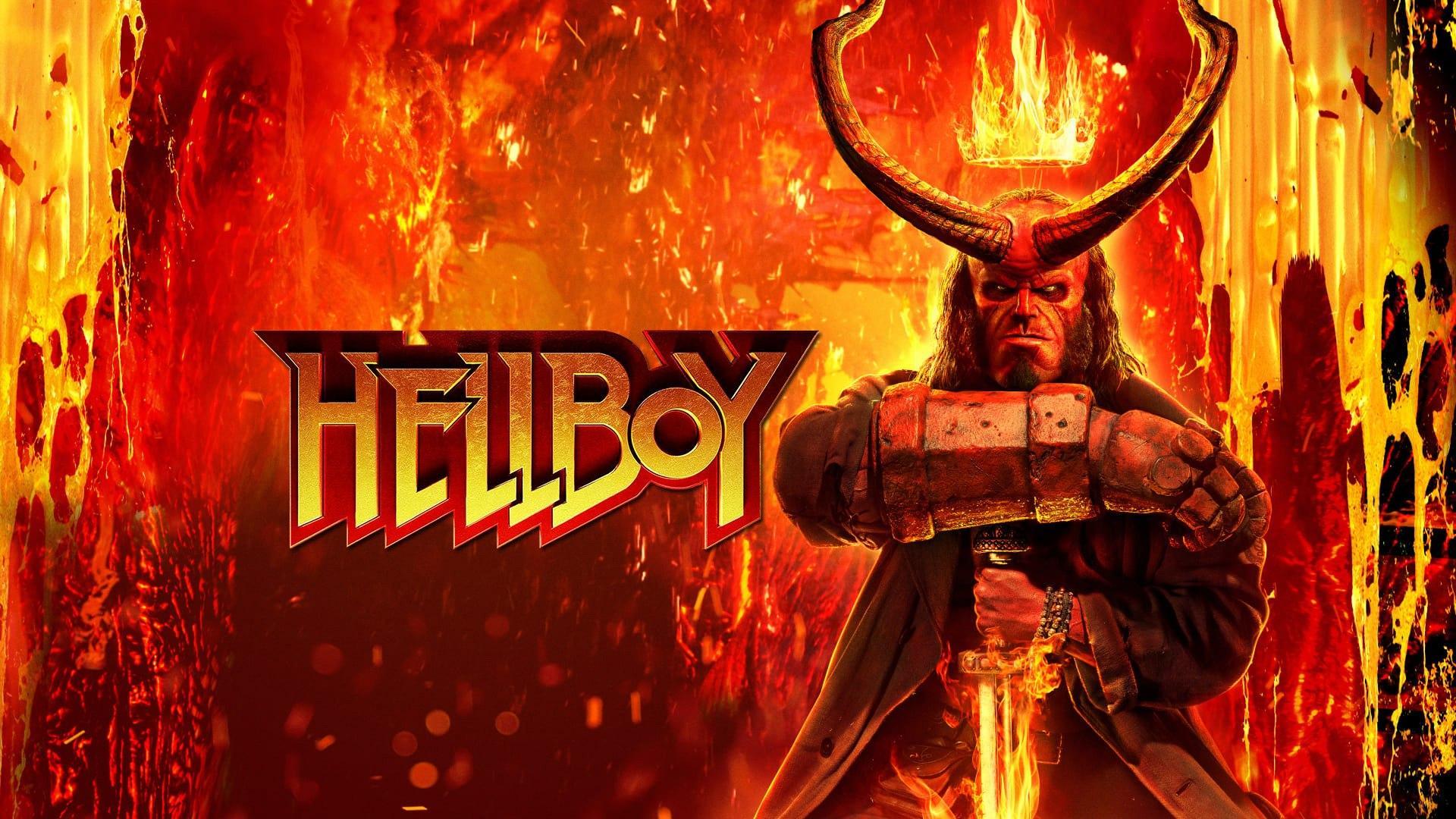 Martedi 4 Agosto 2020 Sky Cinema HD, Hellboy