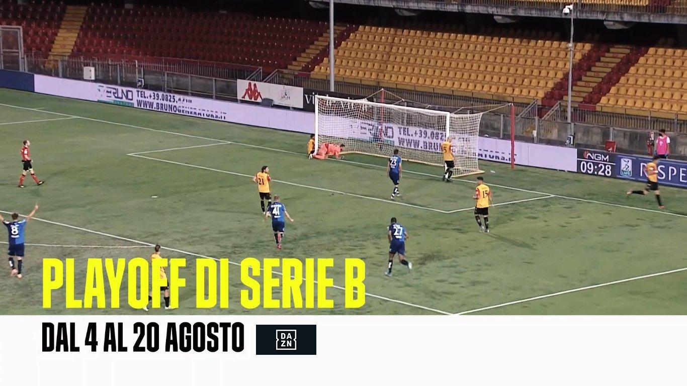 DAZN Serie B Preliminare Play Off, Diretta Esclusiva | Palinsesto e Telecronisti