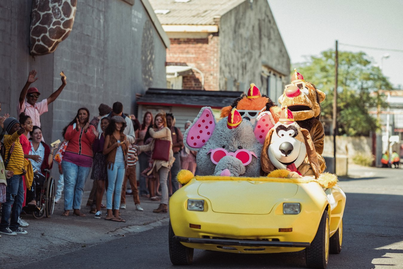Mercoledi 12 Agosto 2020 Sky Cinema HD, The Banana Splits Movie