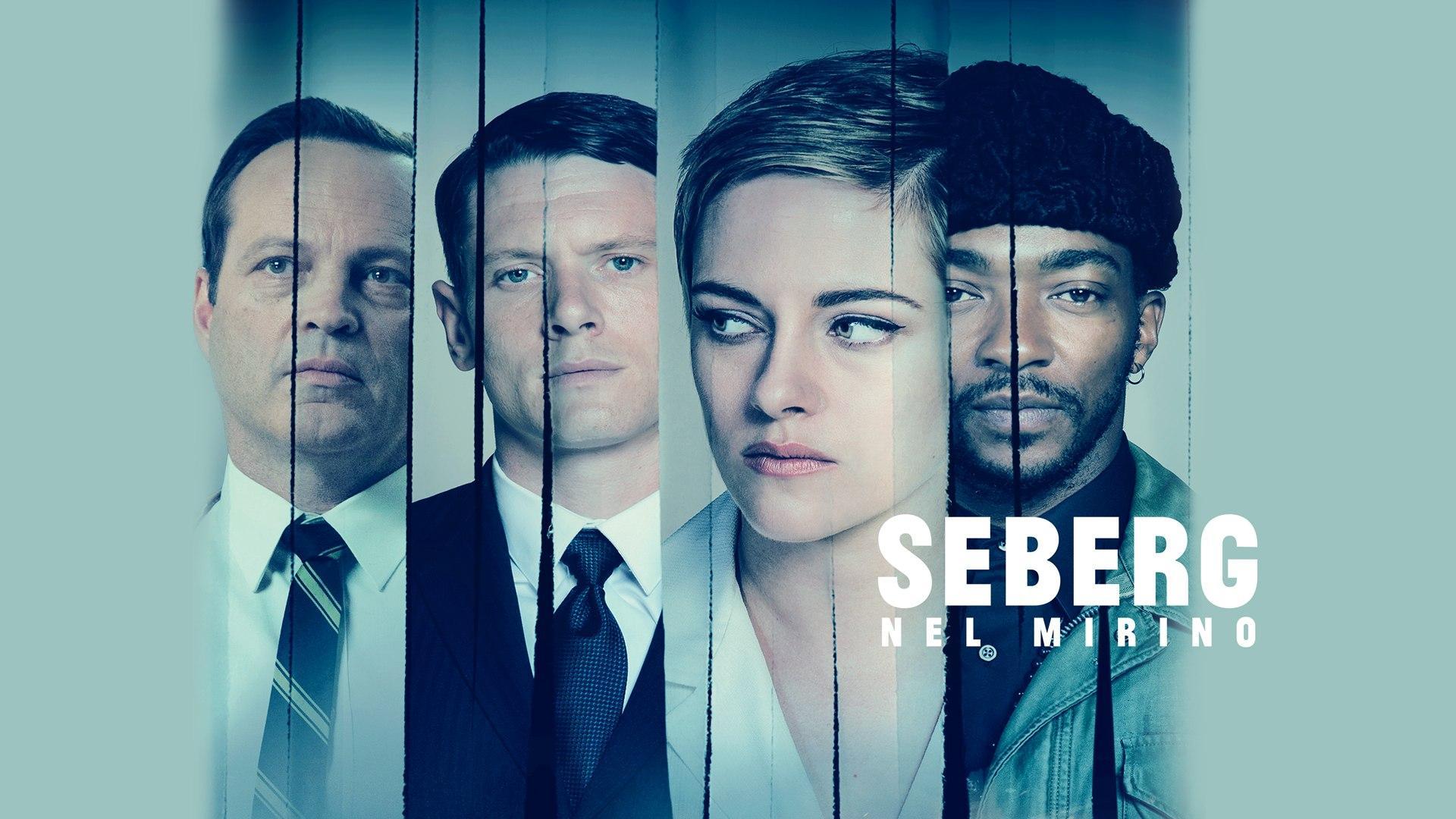 Martedi 25 Agosto 2020 Sky Cinema HD, Seberg - Nel mirino