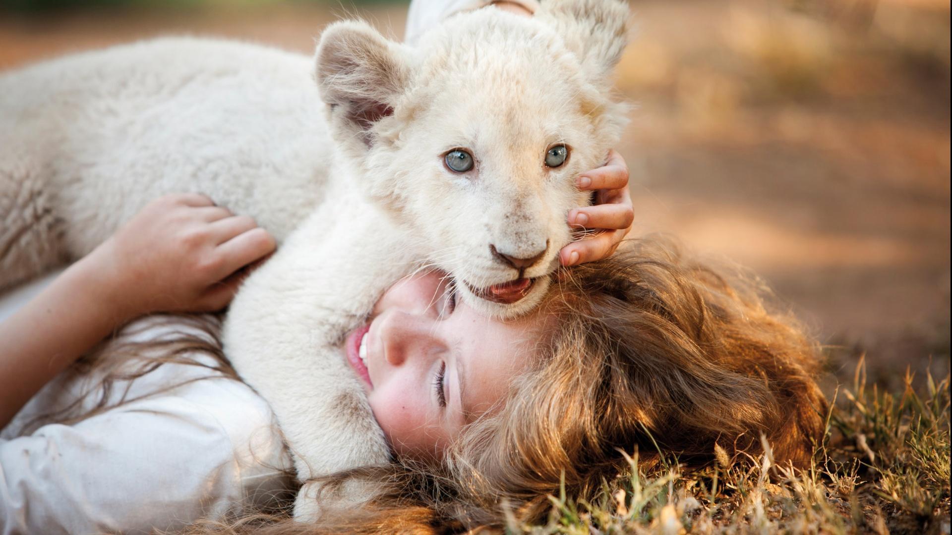 Mercoledi 26 Agosto 2020 Sky Cinema HD, Mia e il leone bianco