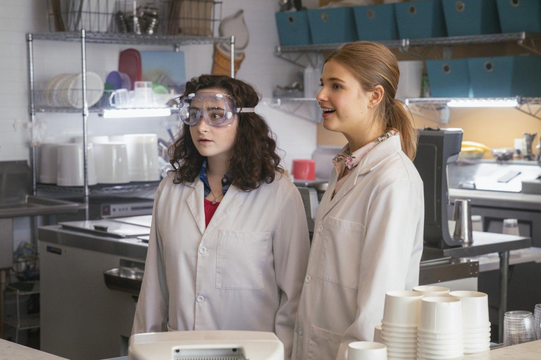 Venerdi 28 Agosto 2020 Sky Cinema HD, La riscossa delle nerd