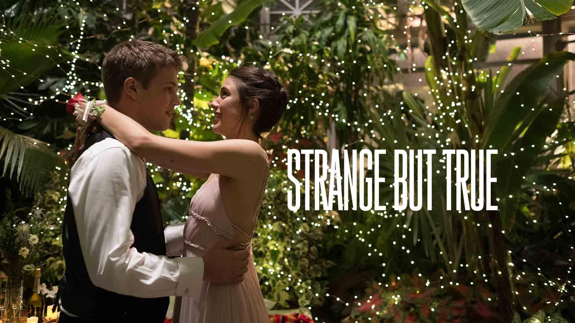 Giovedi 3 Settembre 2020 Sky Cinema HD, Strange But True | L'Affido