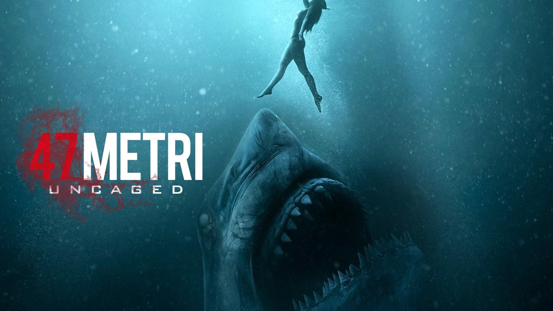 Sabato 5 Settembre 2020 Sky Cinema HD, 47 Metri: Uncaged