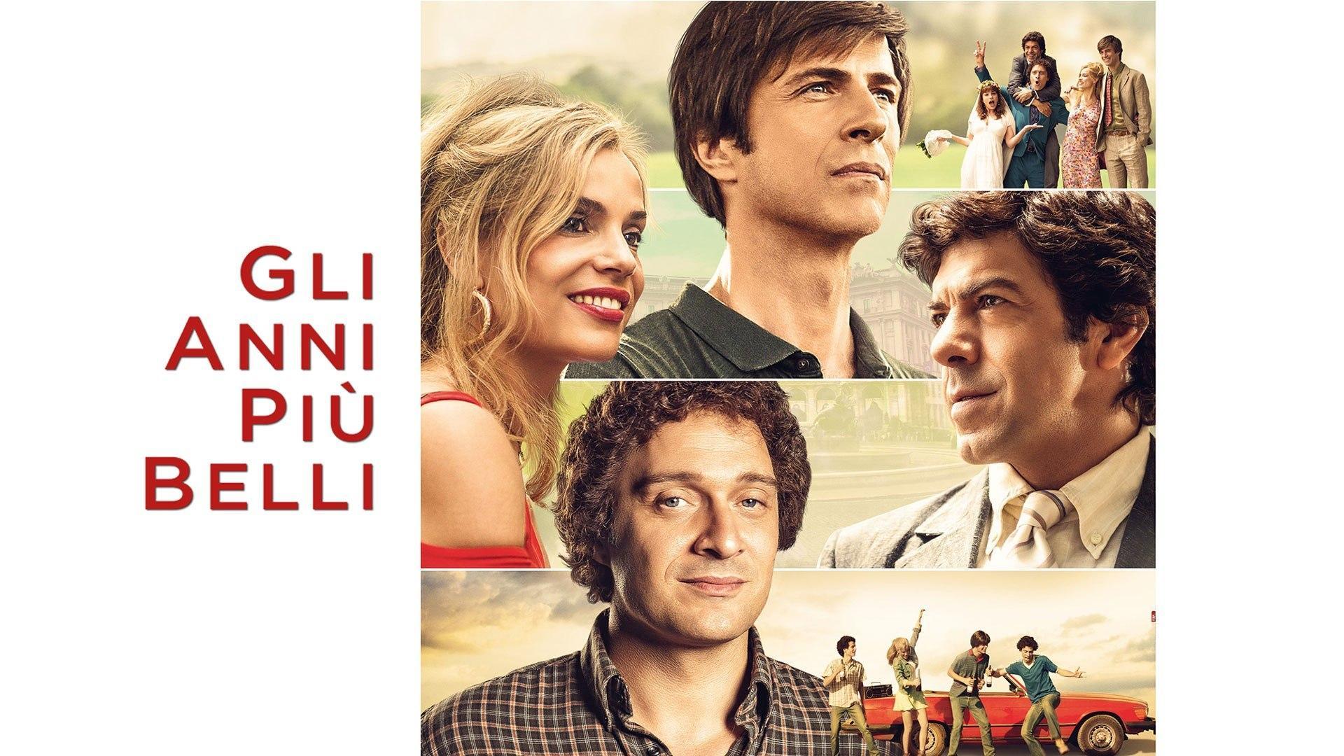 Lunedi 7 Settembre 2020 Sky Cinema HD, Gli Anni Piu Belli
