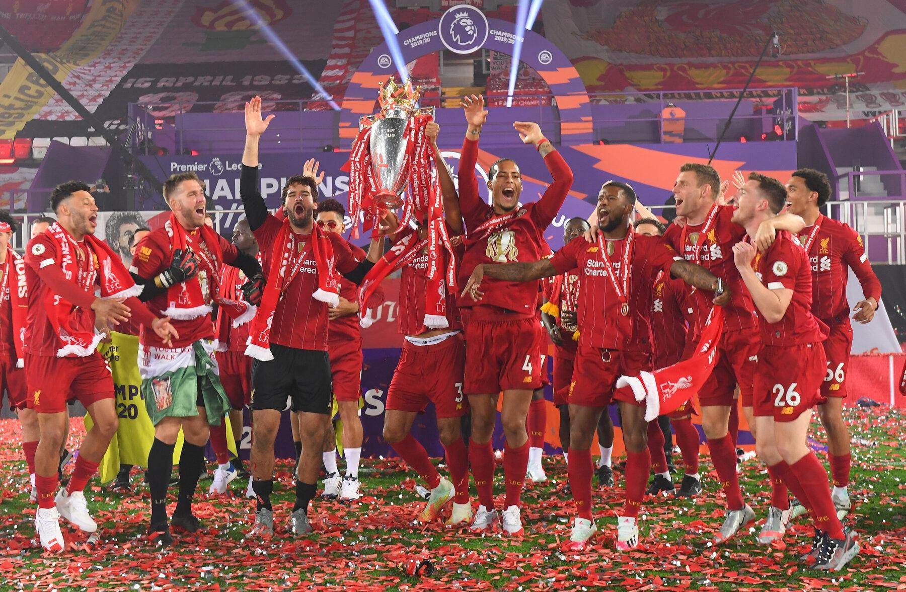 Calcio Estero Sky Sport, Premier League 1a Giornata (12 - 14 Settembre 2020)