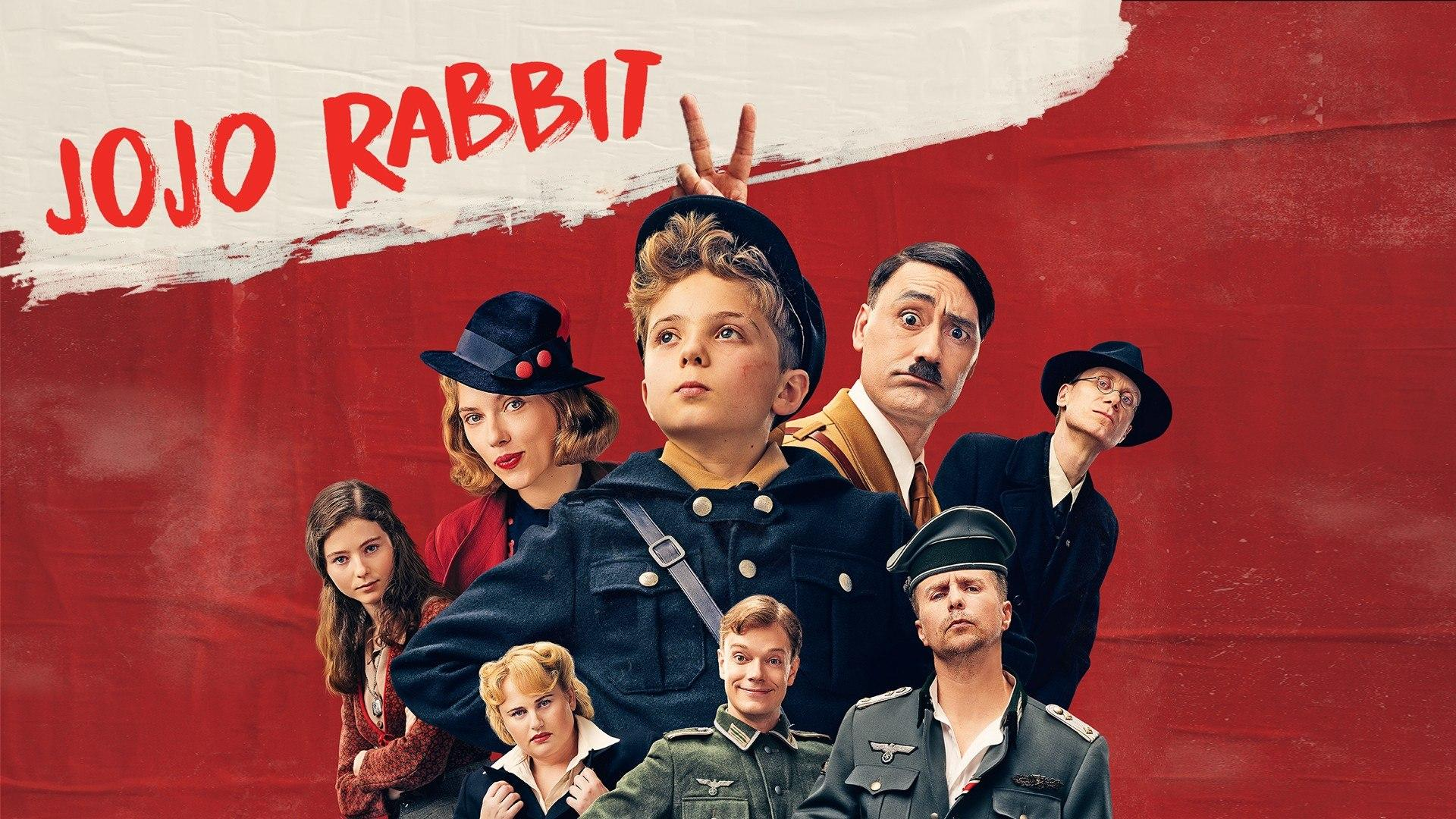 Venerdi 25 Settembre 2020 Sky Cinema HD, Jojo Rabbit