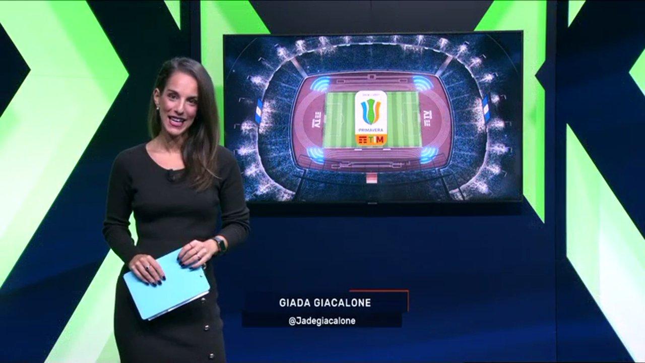 Sportitalia, Campionato Primavera 3a Giornata, Palinsesto Telecronisti