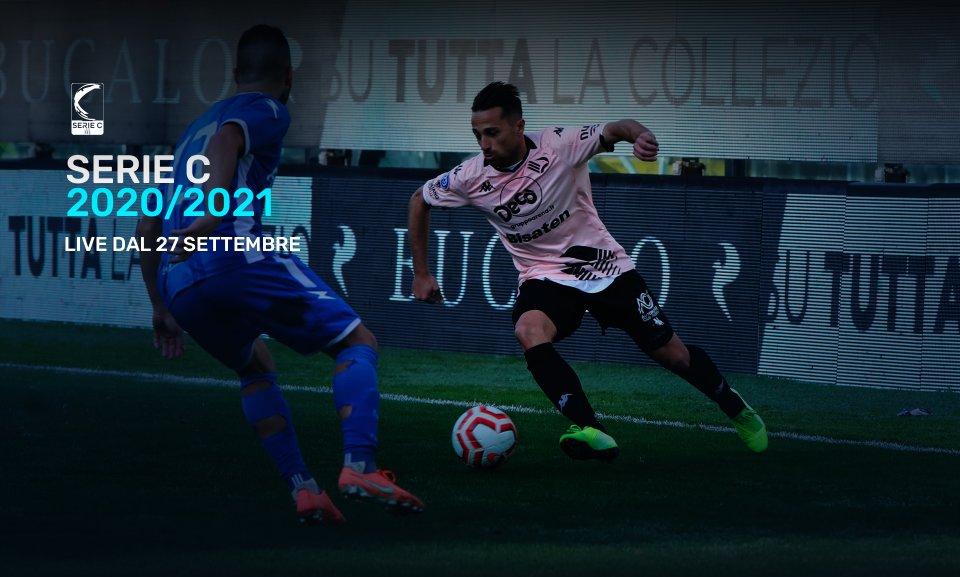 Serie C Eleven Sports, 1a Giornata - Programma e Telecronisti
