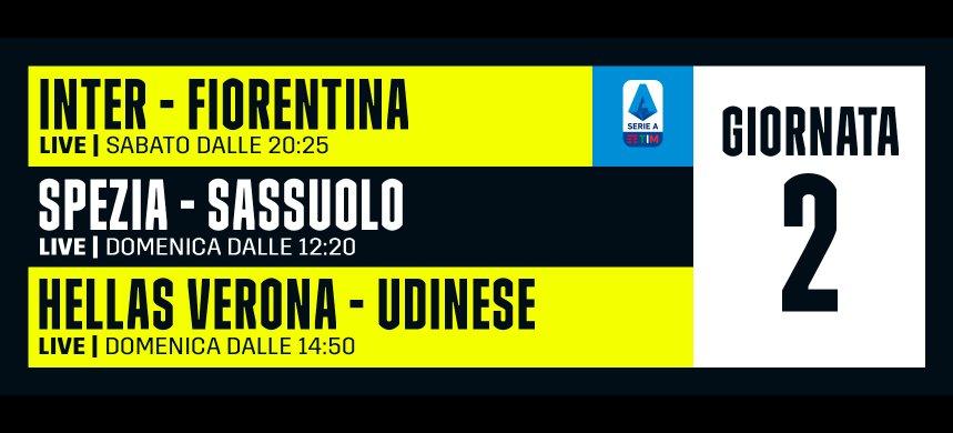 DAZN Serie A 2a Giornata, Diretta Esclusiva | Palinsesto Telecronisti (Sky 209)
