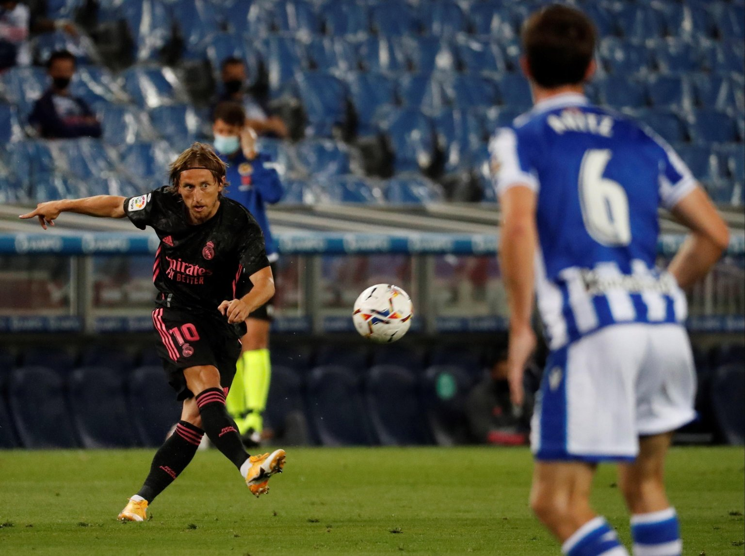 Calcio Estero DAZN, Ligue 1 e La Liga Spagnola (25 - 27 Settembre)