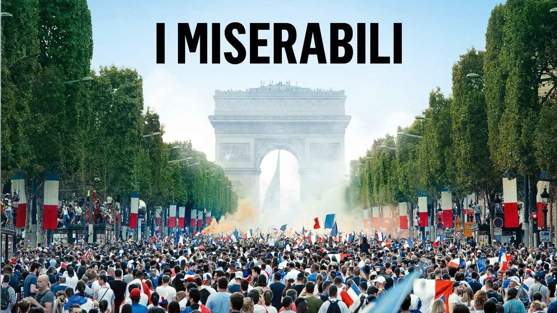 Venerdi 2 Ottobre 2020 Sky Cinema HD, I Miserabili