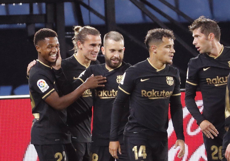 Calcio Estero DAZN, Ligue 1 e La Liga Spagnola (2 - 4 Ottobre)