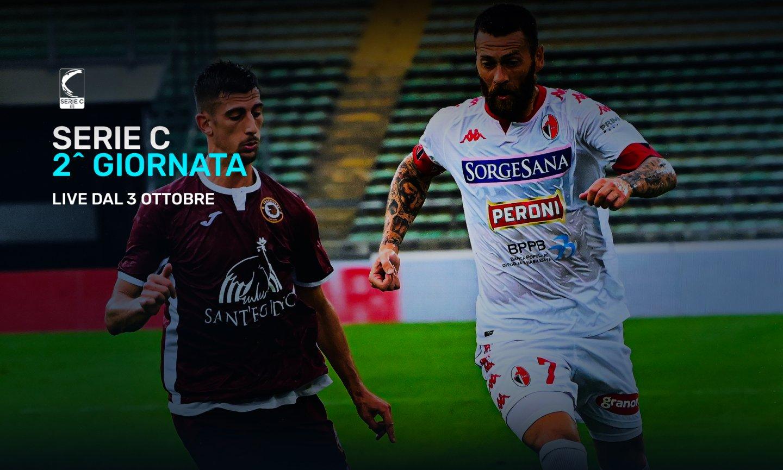 Serie C Eleven Sports, 2a Giornata - Programma e Telecronisti