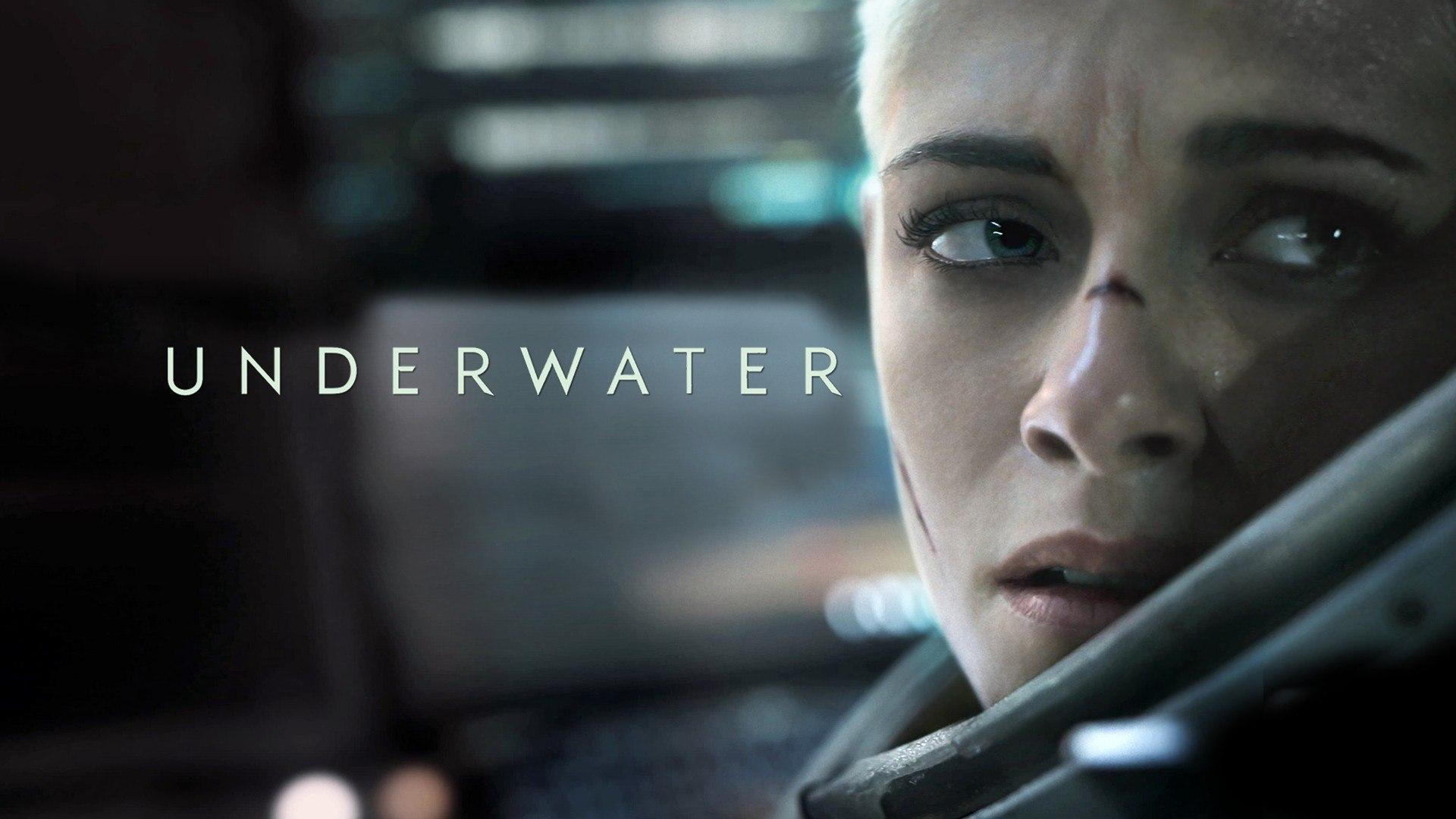 Martedi 6 Ottobre 2020 Sky Cinema HD, Underwater