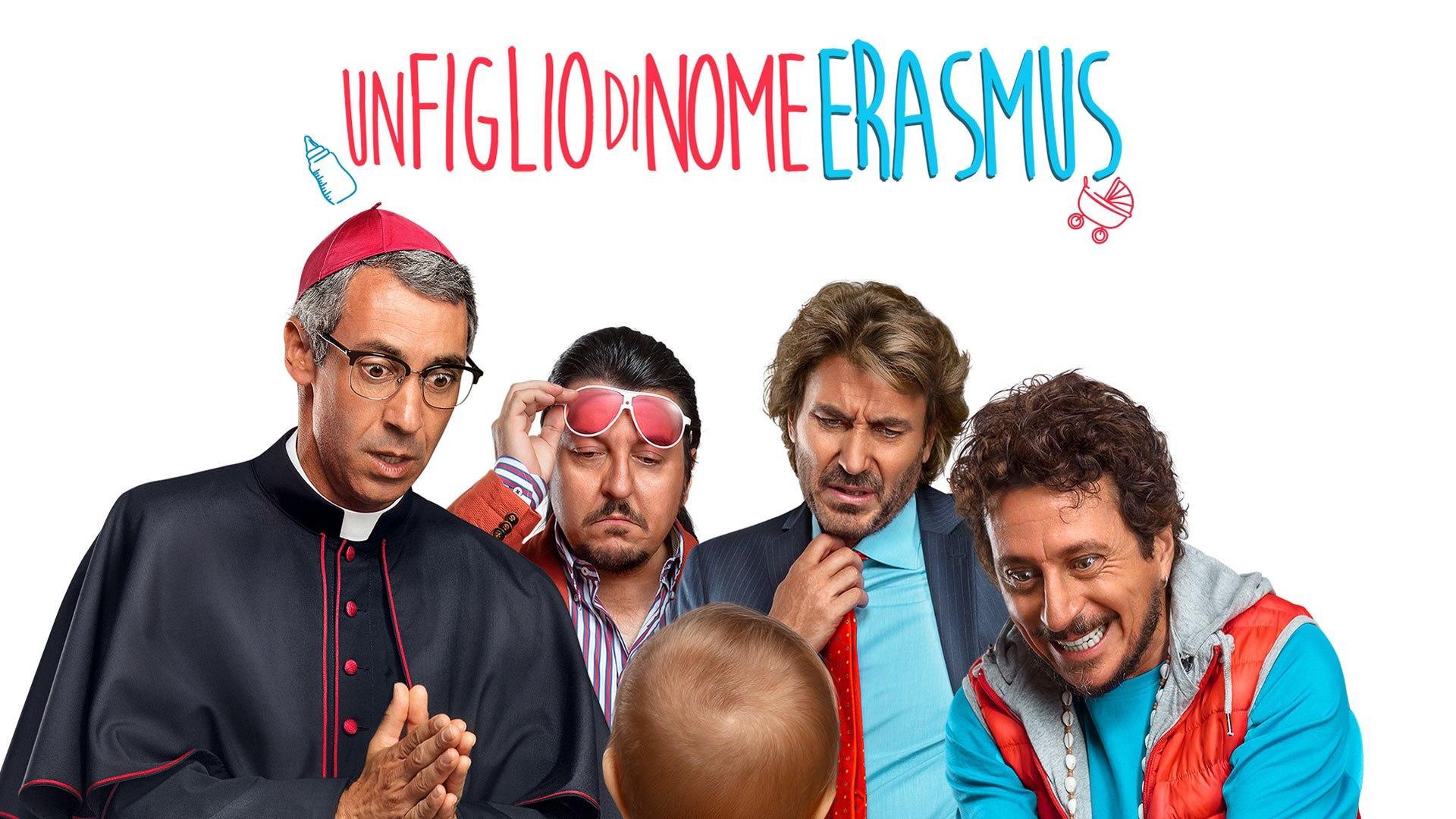 Lunedi 12 Ottobre 2020 Sky Cinema HD, Un Figlio di Nome Erasmus