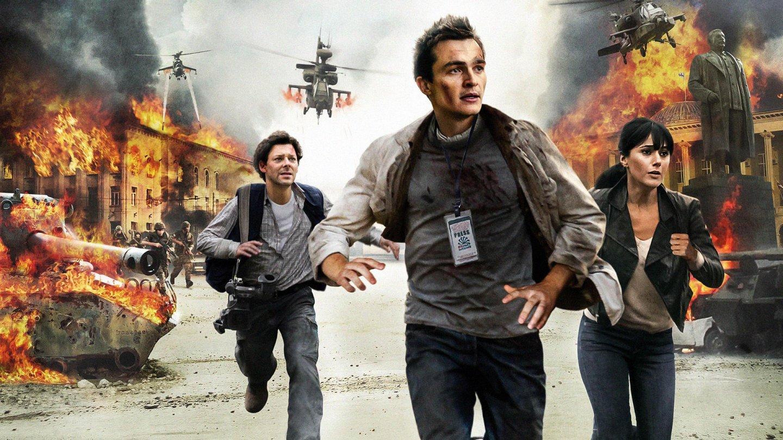 Mercoledi 21 Ottobre 2020 Sky Cinema HD, 5 Days of War