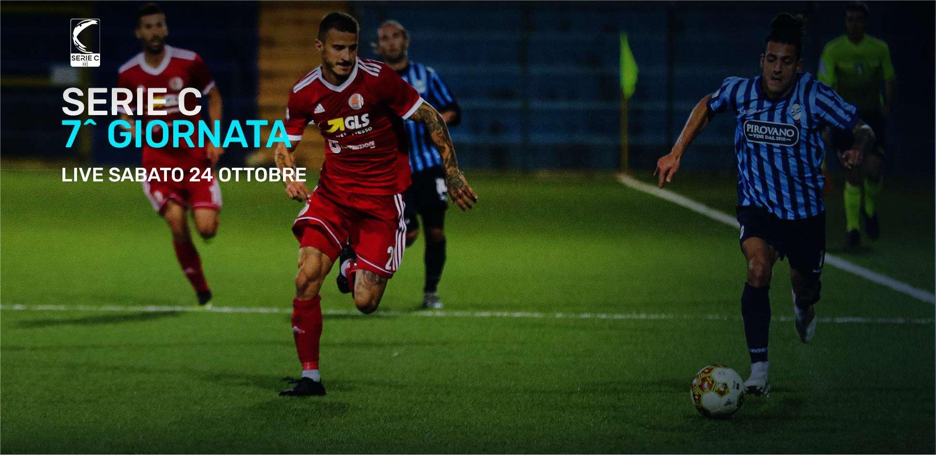 Serie C Eleven Sports, 7a Giornata - Programma e Telecronisti Lega Pro