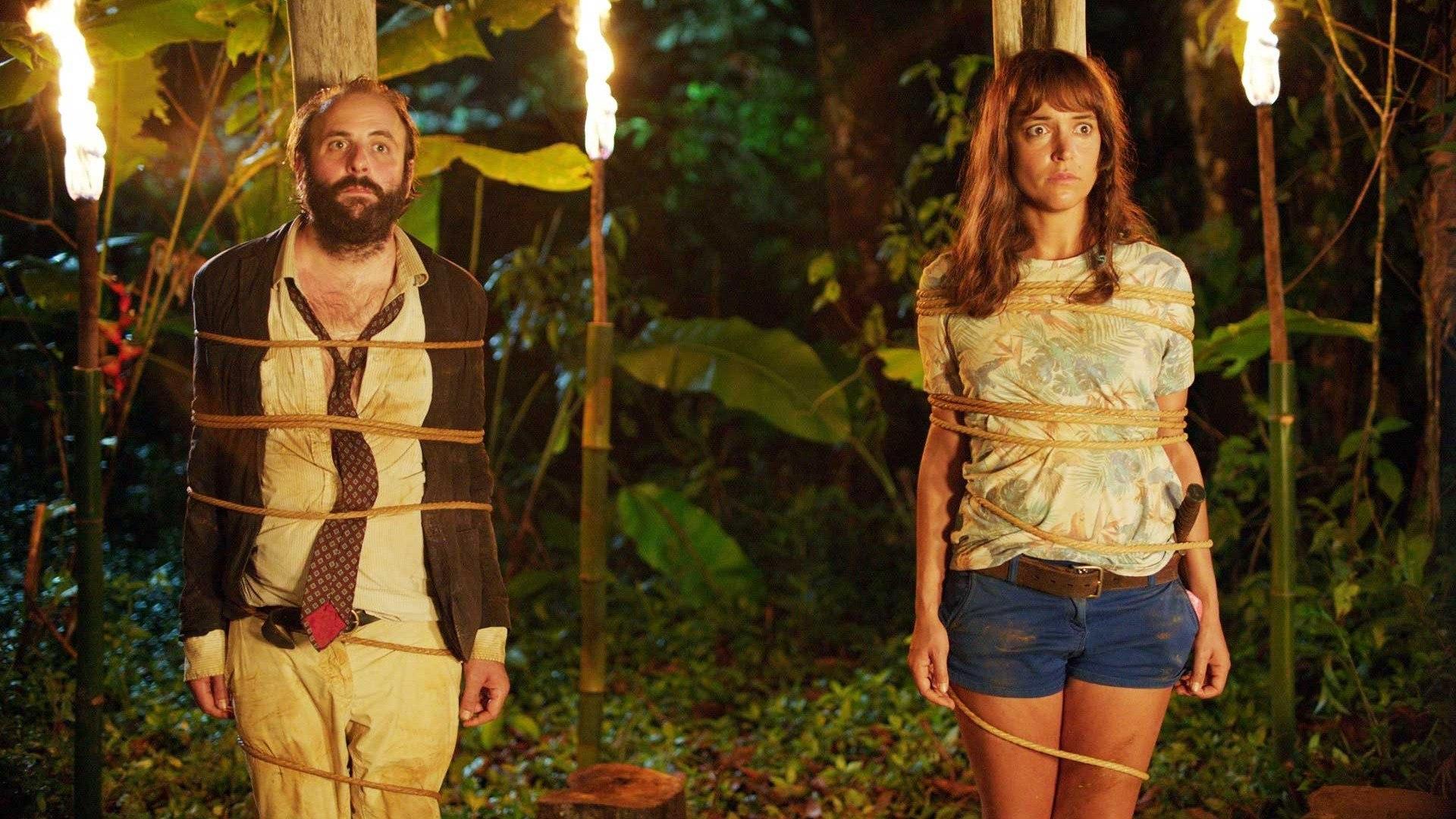 Giovedi 29 Ottobre 2020 Sky Cinema HD, La legge della giungla