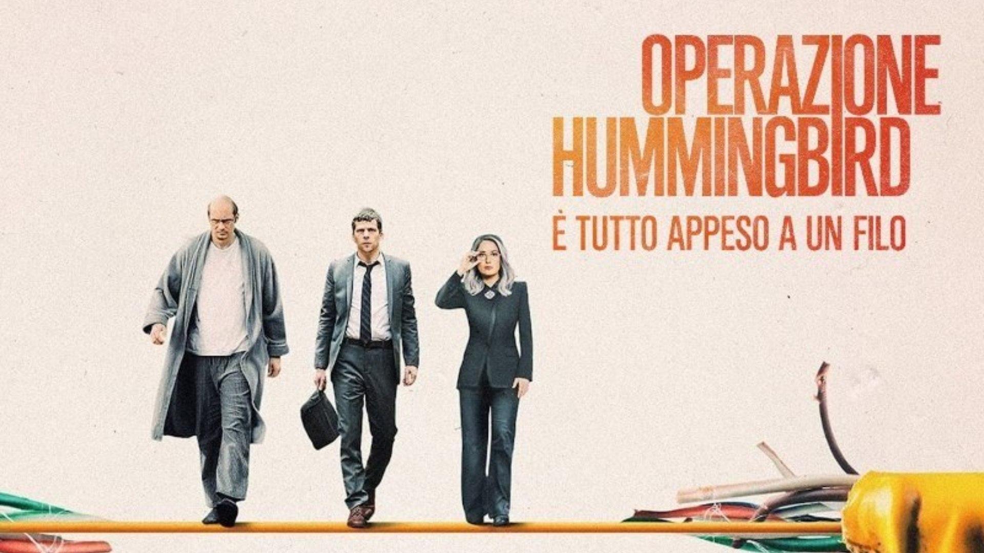 Domenica 1 Novembre 2020 Sky Cinema HD, Operazione Hummingbird