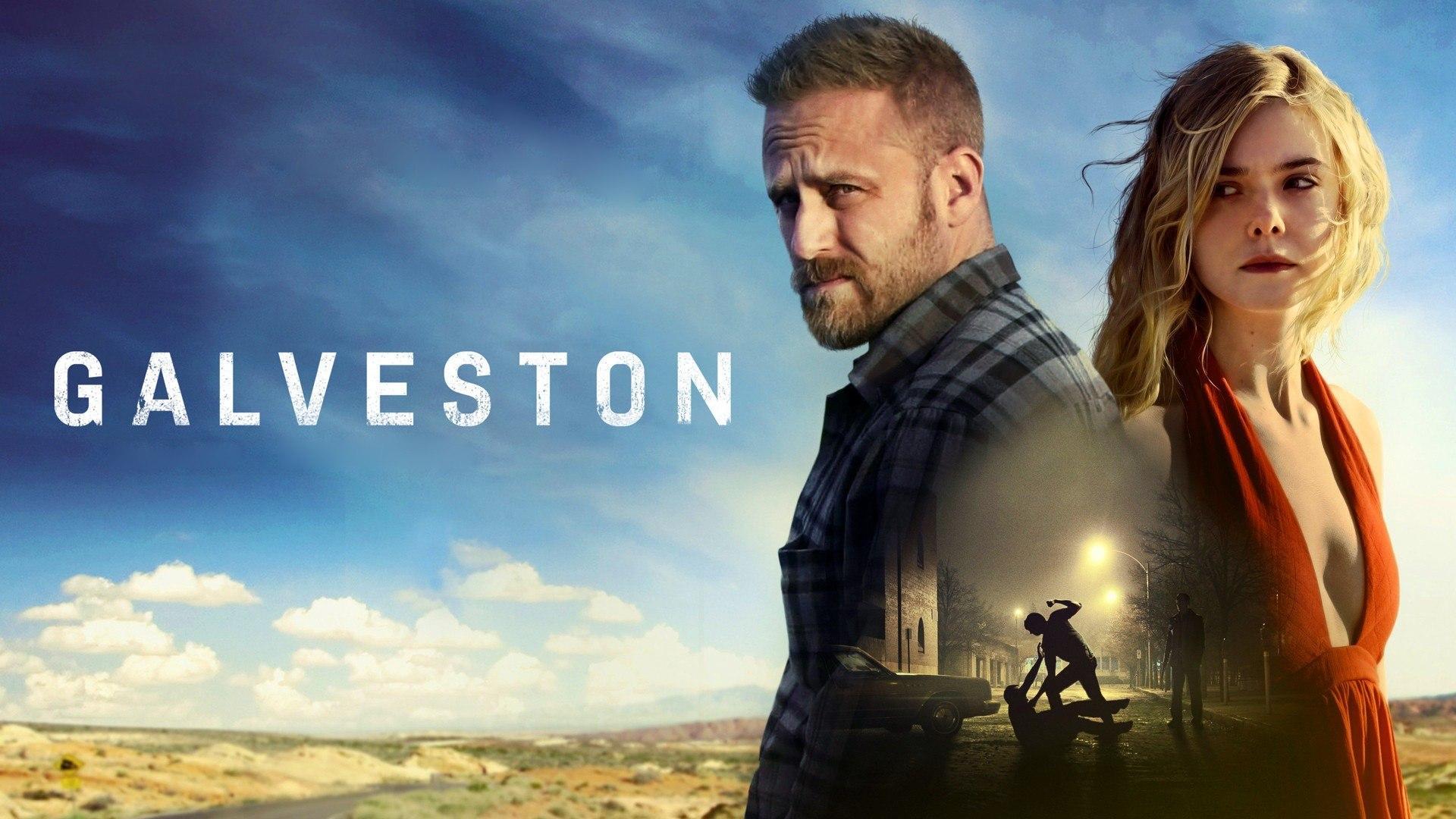 Giovedi 5 Novembre 2020 Sky e Premium Cinema, Galveston