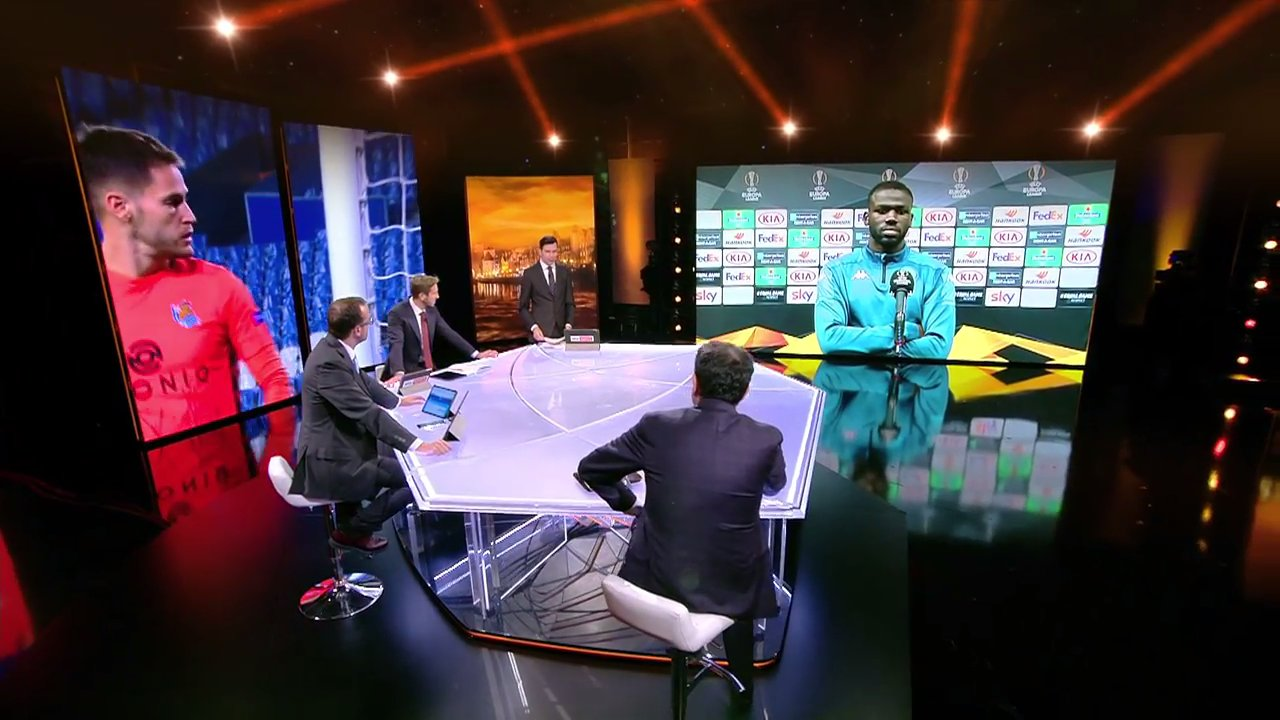 Sky Sport Diretta Europa League #3, Palinsesto Telecronisti Napoli, Roma, Milan