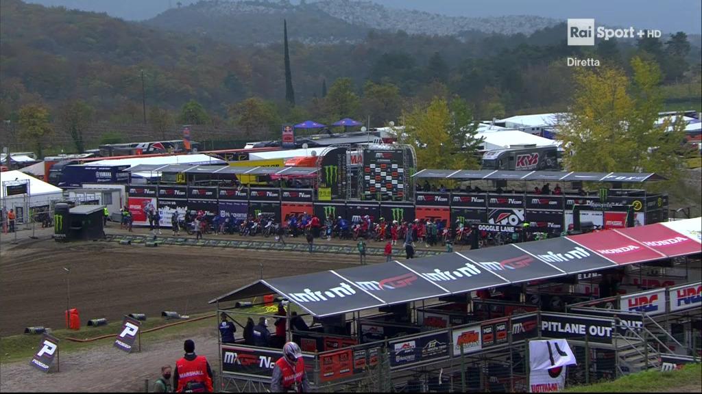 Domenica Rai Sport, 8 Novembre 2020 | Ciclocross, MotoCross, Volley, Basket