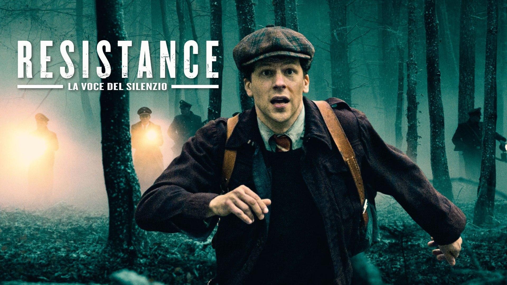 Martedi 15 Dicembre 2020 Sky e Premium Cinema, Resistance