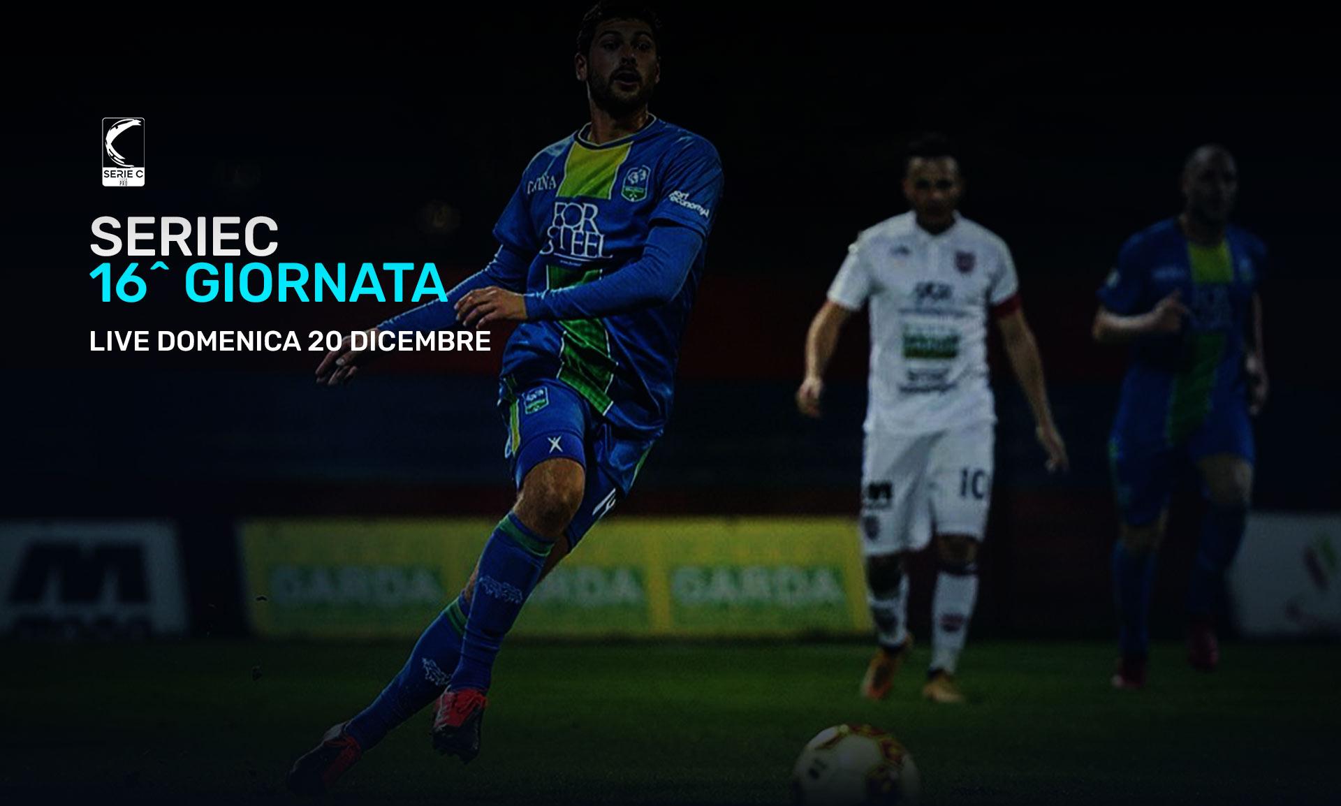 Serie C Eleven Sports, 16a Giornata - Programma e Telecronisti Lega Pro