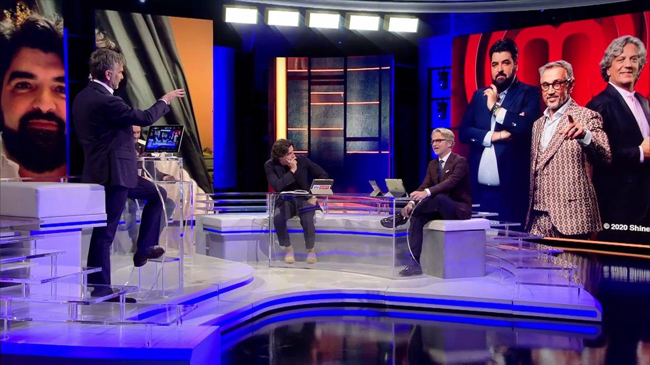 Sky Sport Serie A 13a Giornata, Diretta Esclusiva | Palinsesto Telecronisti