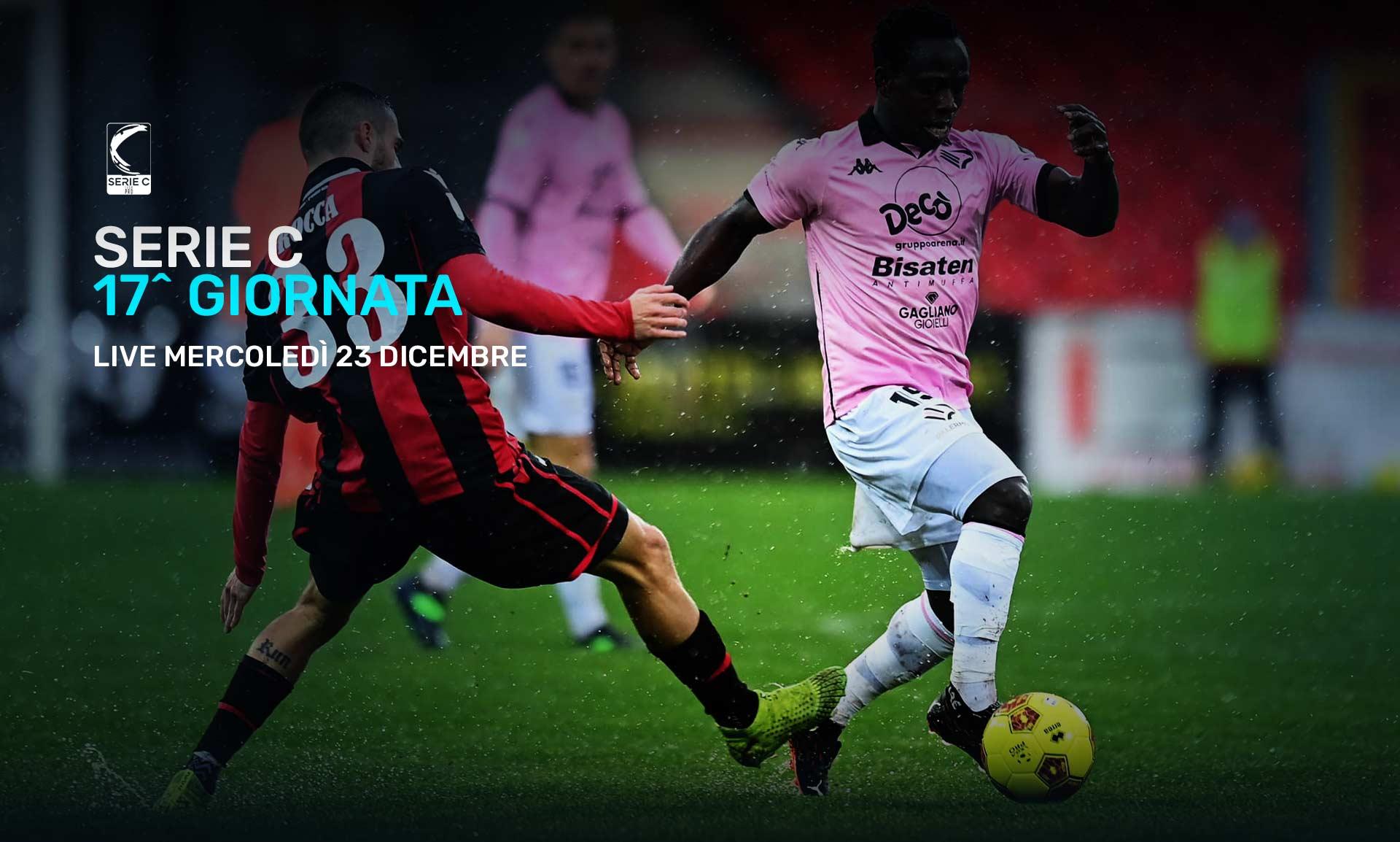 Serie C Eleven Sports, 17a Giornata - Programma e Telecronisti Lega Pro