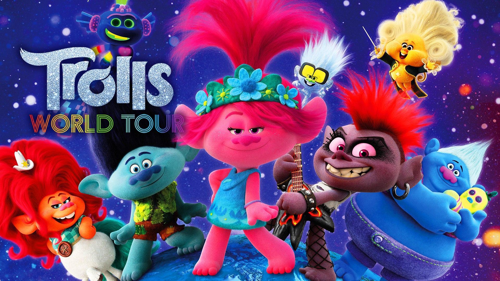 Giovedi 24 Dicembre 2020 Sky e Premium Cinema, Trolls World Tour