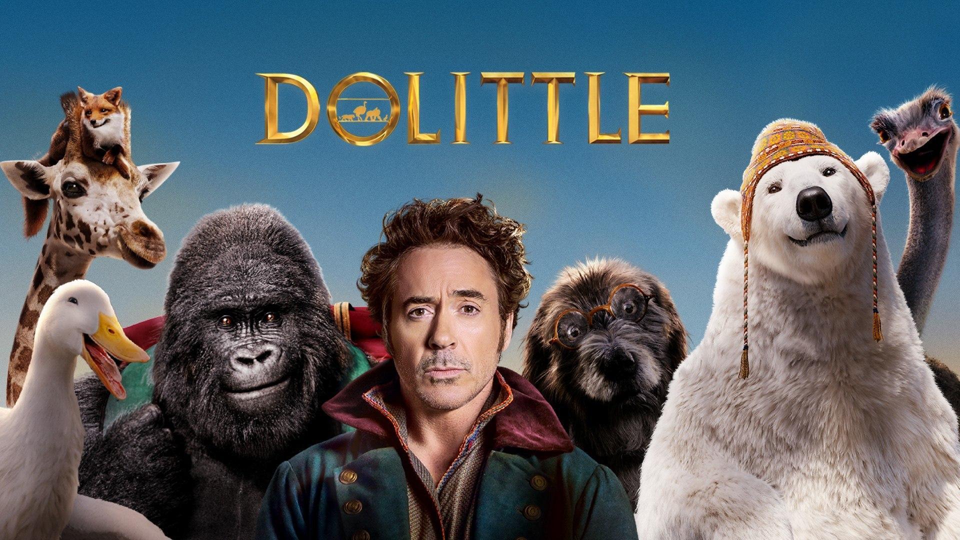 Sabato 26 Dicembre 2020 Sky e Premium Cinema, Dolittle