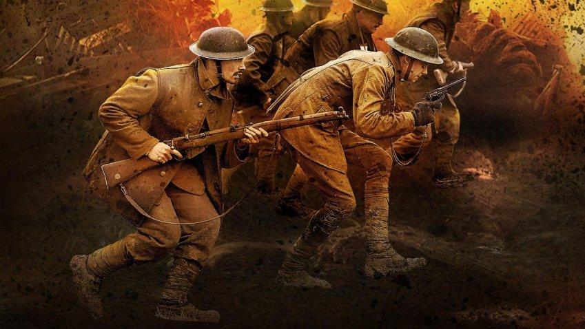 Venerdi 9 Aprile 2021 Sky e Premium Cinema, 1918 - I giorni del coraggio