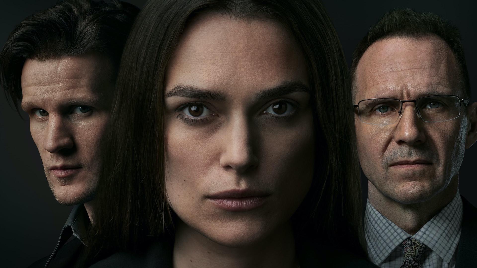Venerdi 22 Gennaio 2021 Sky e Premium Cinema, Official Secrets - Segreto Di Stato