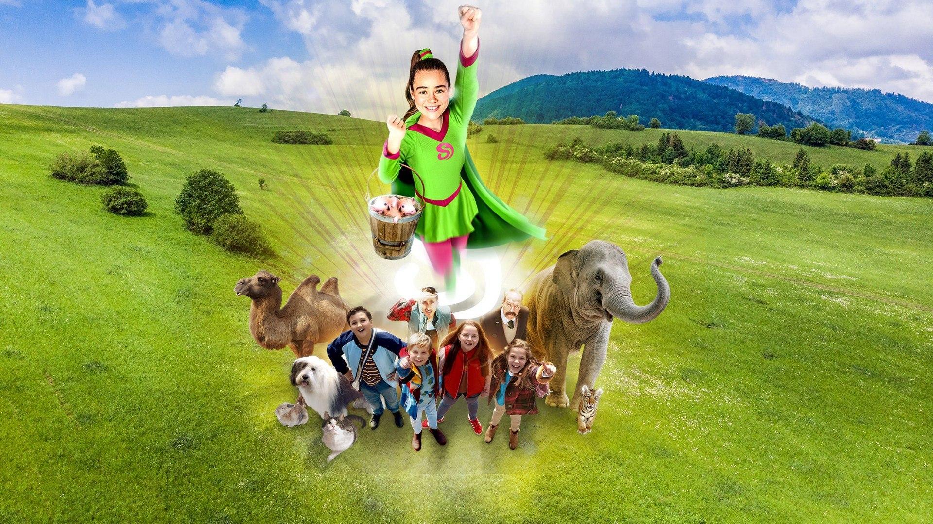Sabato 23 Gennaio 2021 Sky e Premium Cinema, Supermiss missione animali