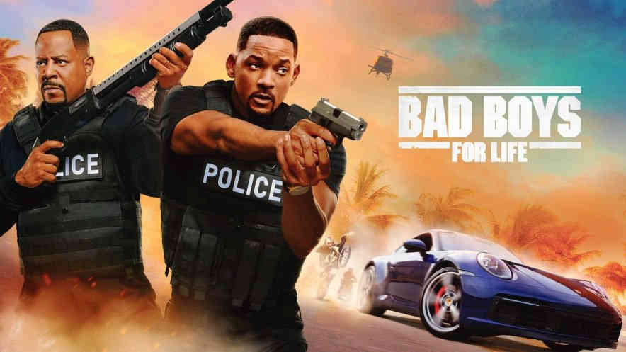 Lunedi 1 Febbraio 2021 Sky e Premium Cinema, Bad Boys For Life