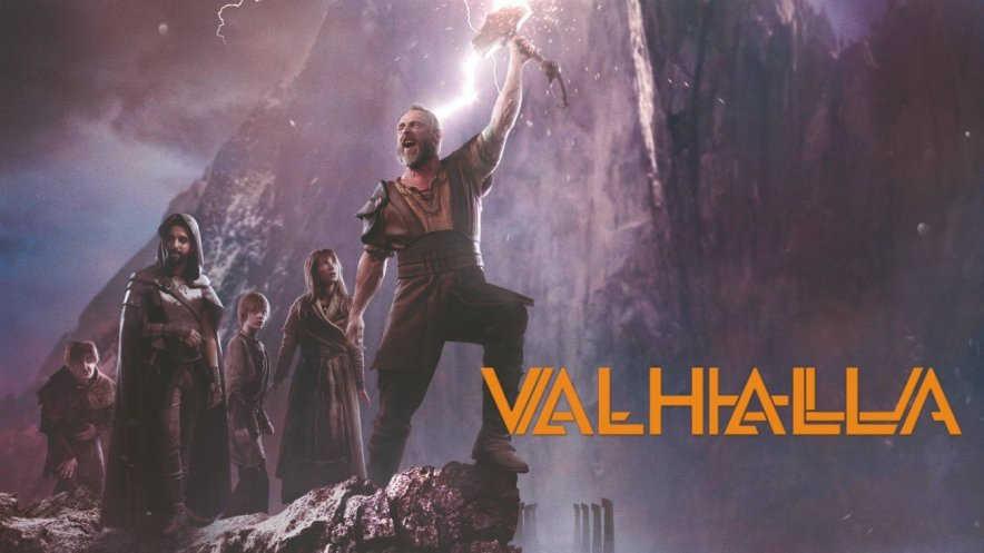 Giovedi 4 Febbraio 2021 Sky e Premium Cinema, Valhalla - Al fianco degli dei