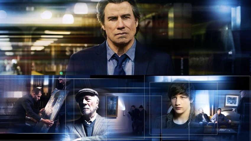 Martedi 9 Febbraio 2021 Sky e Premium Cinema, The Forger - Il falsario