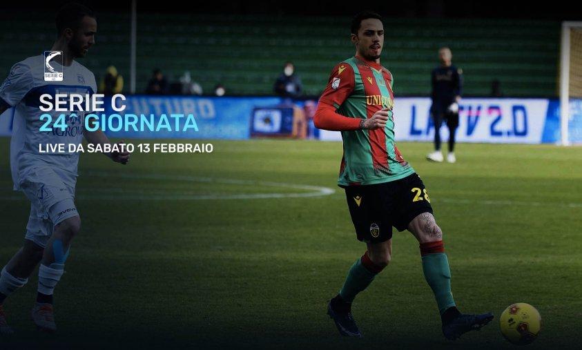 Serie C Eleven Sports, 24a Giornata - Programma e Telecronisti Lega Pro