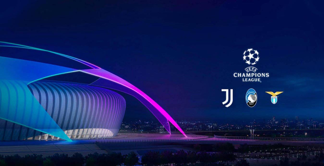 Sky Sport, Diretta Champions Ottavi Andata #1, Palinsesto e Telecronisti