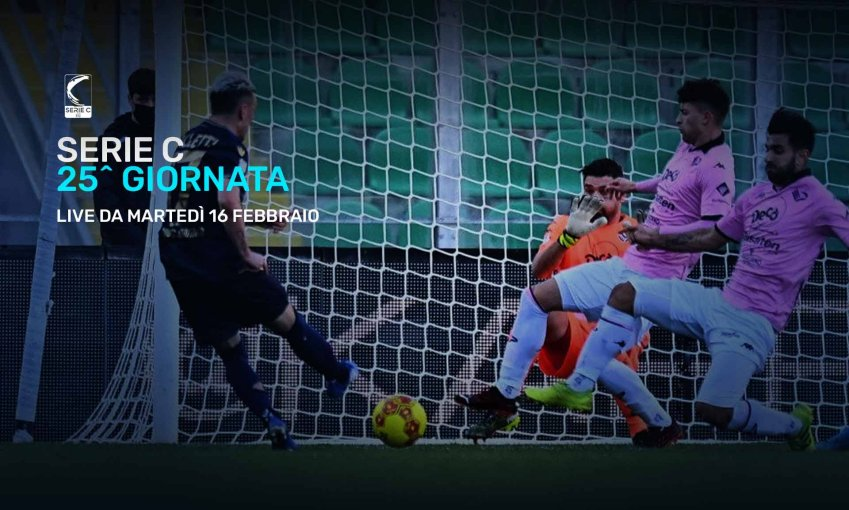 Serie C Eleven Sports, 25a Giornata - Programma e Telecronisti Lega Pro