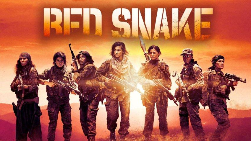 Domenica 21 Febbraio 2021 Sky e Premium Cinema, Red Snake