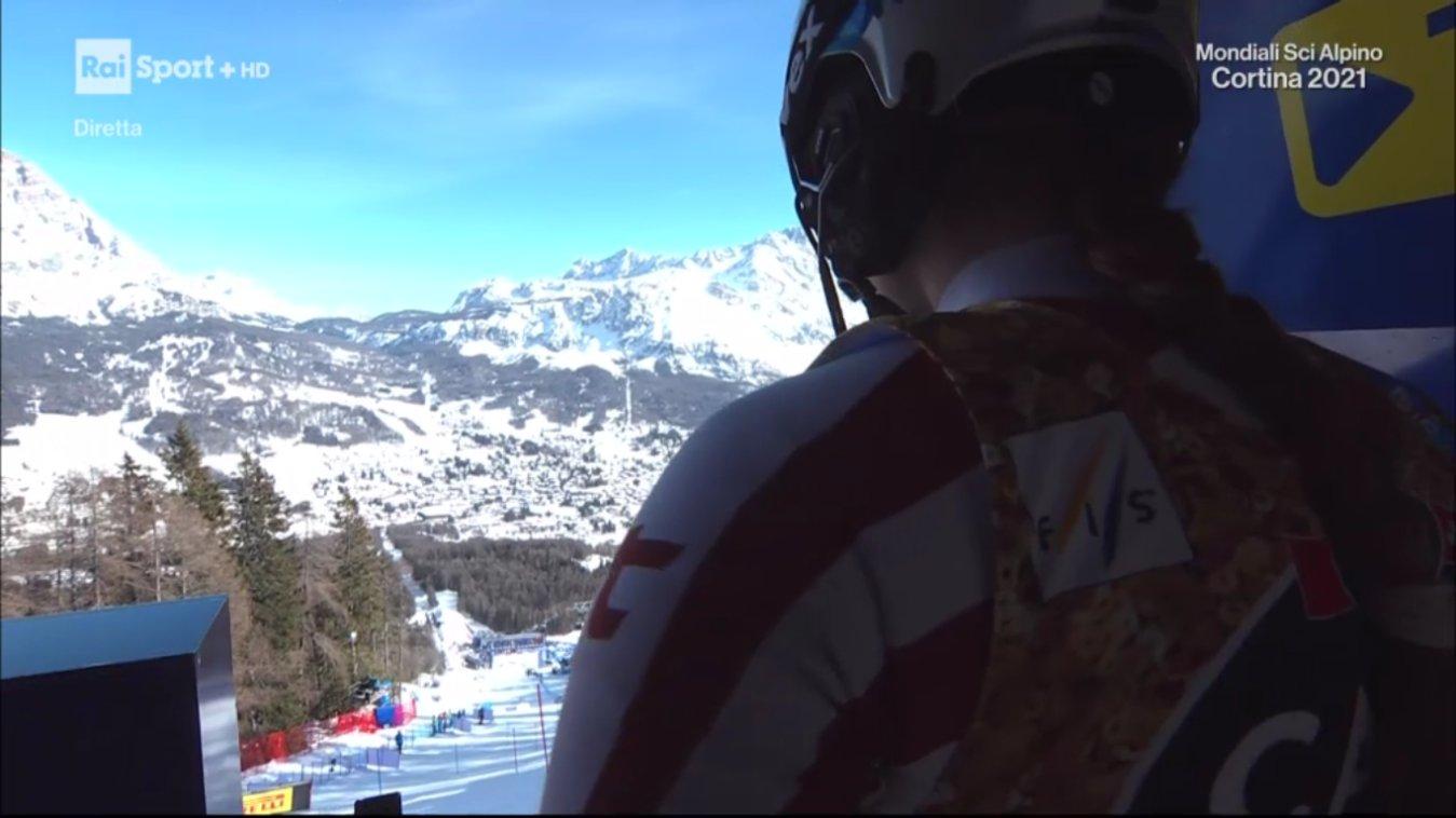 Domenica Rai Sport, 21 Febbraio 2021   Sci Mondiali Cortina, Atletica, Volley, Ciclismo
