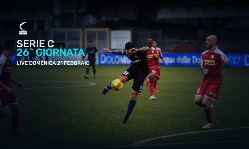 Serie C Eleven Sports, 26a Giornata - Programma e Telecronisti Lega Pro