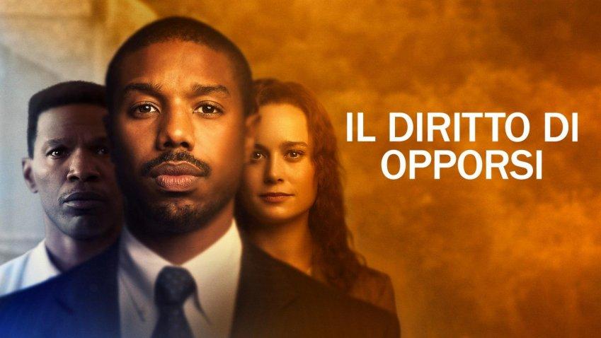 Venerdi 26 Febbraio 2021 Sky e Premium Cinema, Il diritto di opporsi