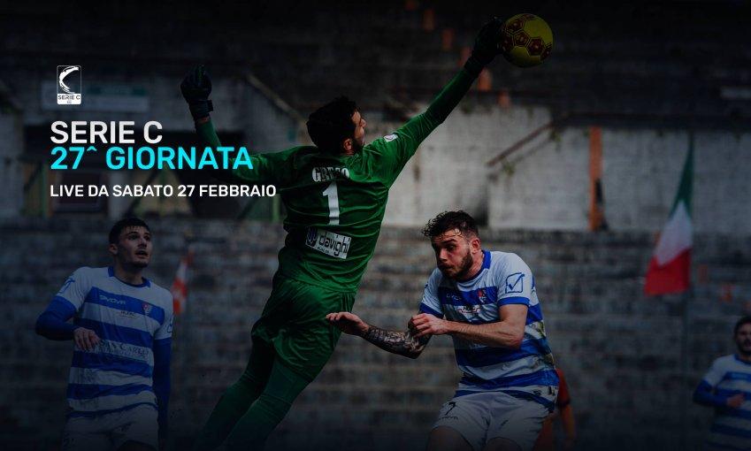 Serie C Eleven Sports, 27a Giornata - Programma e Telecronisti Lega Pro